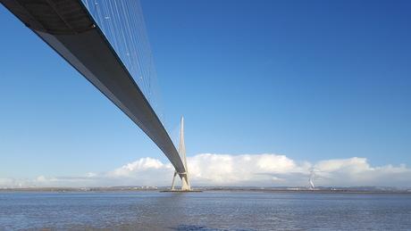 Pont du Normandië.
