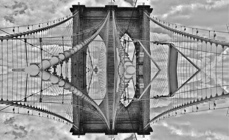 New York Manhatten Bridge