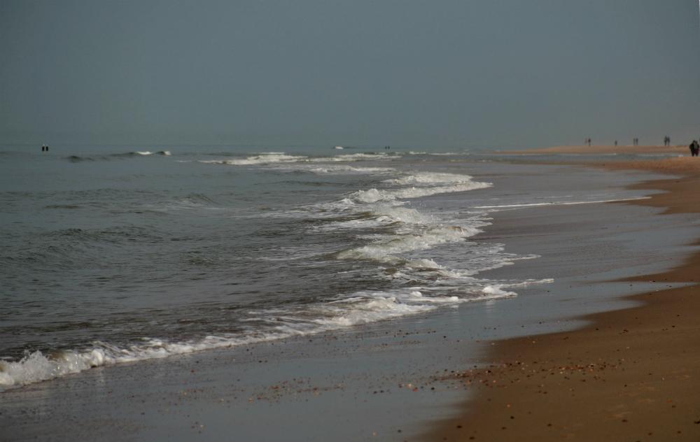 zeeland - we zijn drie dagen naar Zeeland geweest . Hier het strand bij Oostkapelle - foto door majvangooreg op 16-04-2018 - deze foto bevat: zee