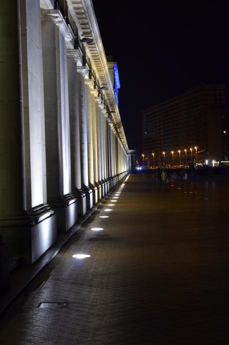 lichtzuilen