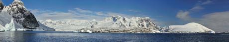 Antarctica, Booth Island