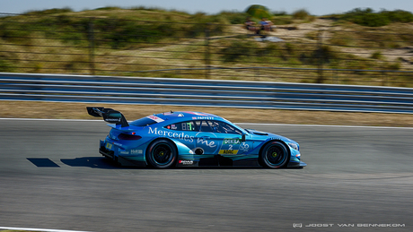 DTM races Zandvoort