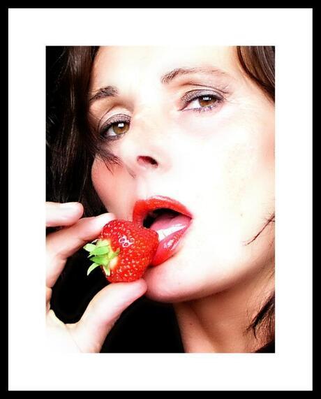 Sweet strawberry...