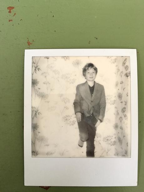 Woud. Polaroid.