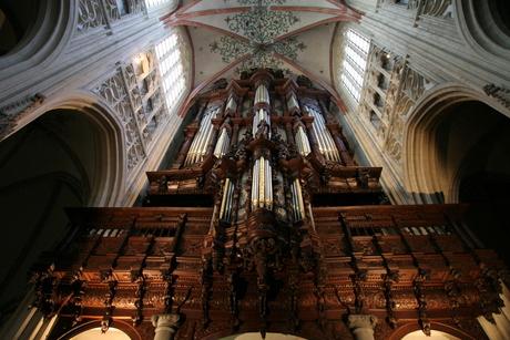 Orgel St Jan Den Bosch