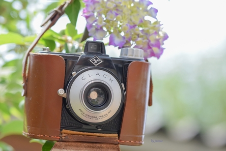 Mijn vaders eerste camera