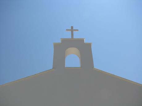 kerkje in Parga