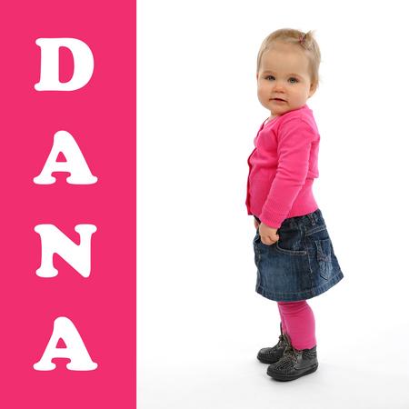 - Dana - - Zie dat ondeugende en toch verlegen snoetje...... Wat zou ze toch gedacht hebben? :-) - foto door Agnes Bos op 26-03-2011 - deze foto bevat: bewerking, studio, kinderfotografie, aggesoes