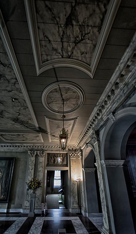 Royal ingang