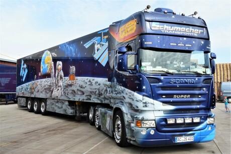 P1270452 Truck time Scania Schumacher transport 6 juni 2014