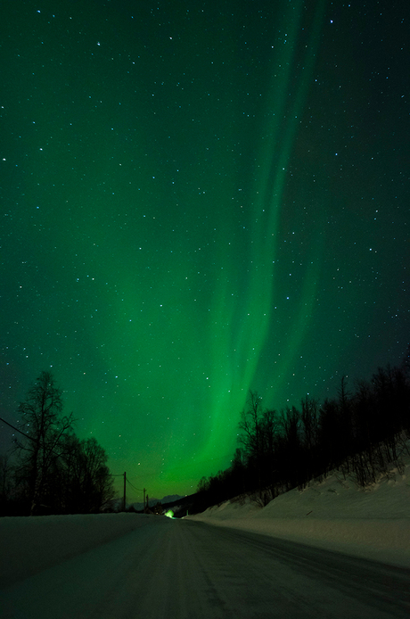 Road to the northern lights II