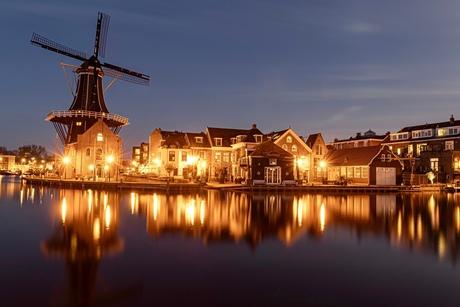 Molen de Adriaan - Haarlem