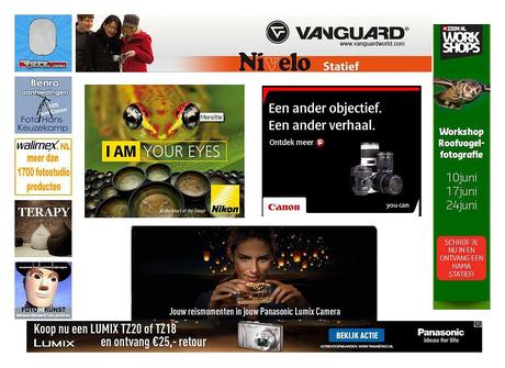 Tegen al die reklame op Zoom.nl