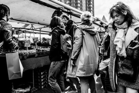 Markt Rotterdam