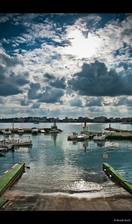 Palmanova port
