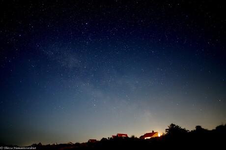 Stargazing Terschelling