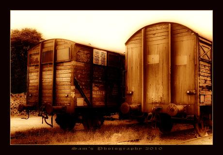 trein-nostalgie