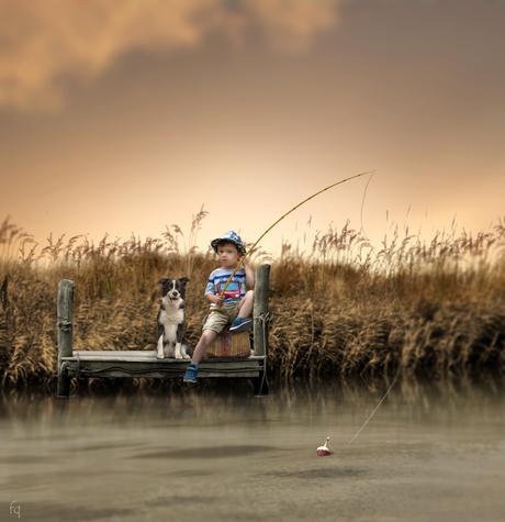 De Kleine Visser