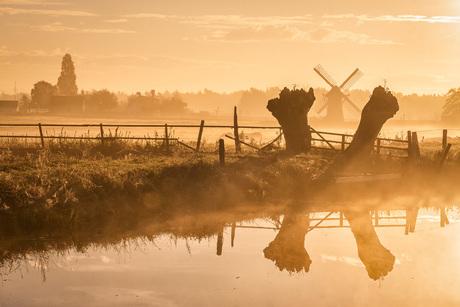 Holland Sunrise