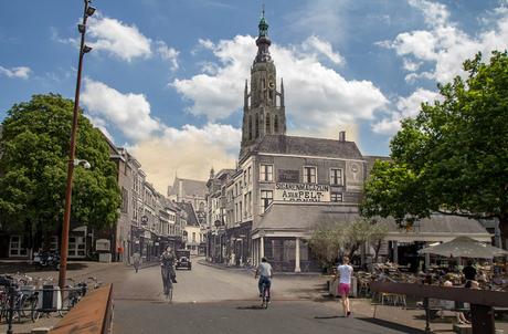 Vismarktstraat 1940-2016