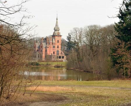 Kasteel in Retie(B) - `n dagje uit met fotokonijnenberg uit Turnhout, mooi verzorgde dag bedankt - foto door MVG_zoom op 18-03-2010 - deze foto bevat: kasteel