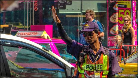 Kleurig Bangkok