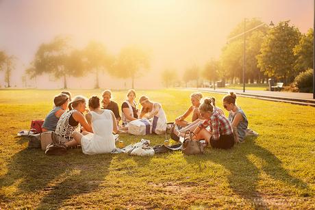 Golden Hour picknick