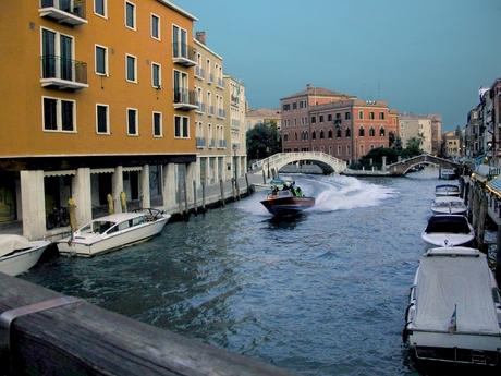 Brandweer Venetië