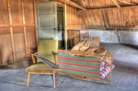 oude zolder van huize vluchtenburg
