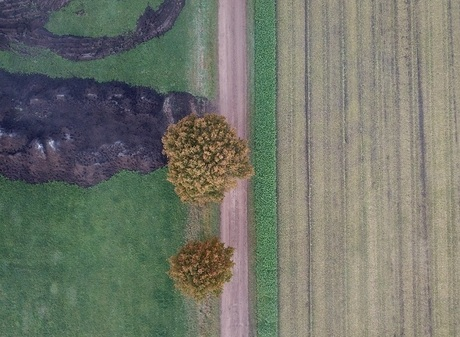 Drenthe From above
