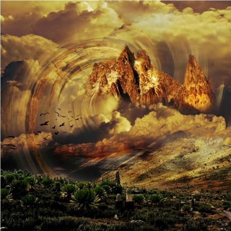 Mount Kenya impressie