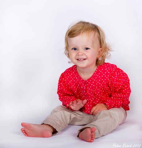 Onze kleine meid