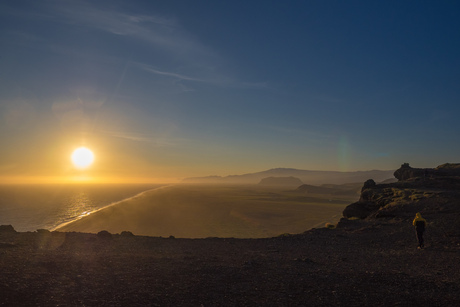 Vik sunset 2