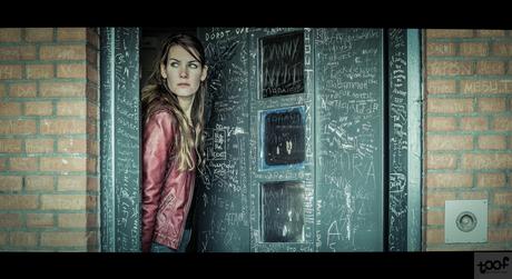 The second prison door...