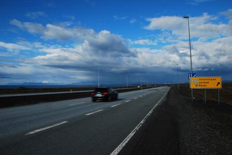 Auto in IJsland