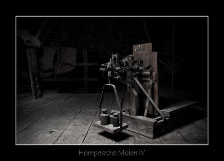 Hompesche Molen IV