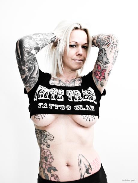 White Trash tattoo clan