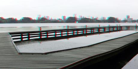 Kralingseplas Rotterdam 2021 3D