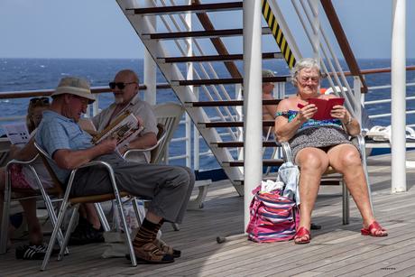 Vakantie op Zee