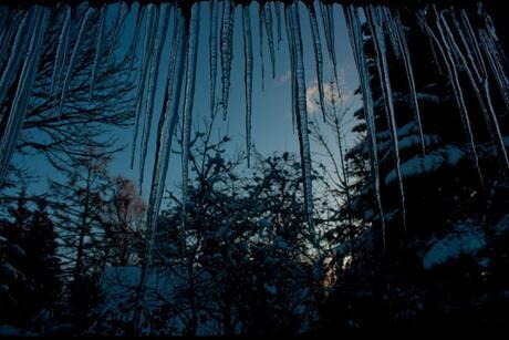 Horror in the winter..