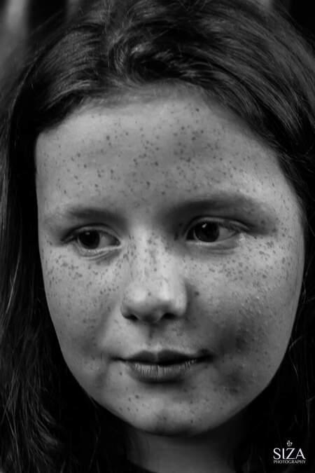 Lisa Z - Tel de sproetjes. - foto door Sizaphotograpy op 14-04-2021 - locatie: Alphen aan den Rijn, Nederland - deze foto bevat: haar, voorhoofd, neus, wang, huid, lip, kin, kleurrijkheid, kapsel, wenkbrauw