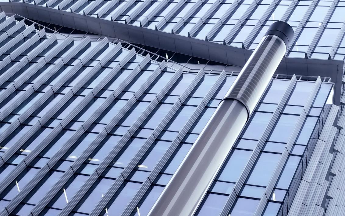 Breuklijn - groot zien aub  dank voor alle waarderingen - foto door c.buitendijk53 op 08-03-2021 - deze foto bevat: amsterdam, abstract, lijnen, architectuur