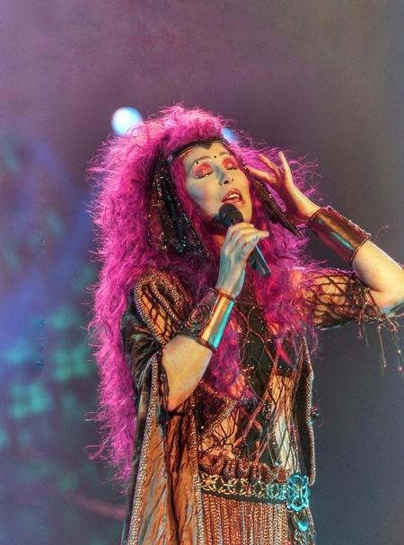 X her - Cher - foto door Straub op 20-02-2021