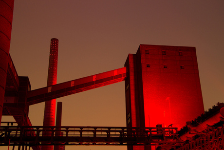 Industrieel verleden avond