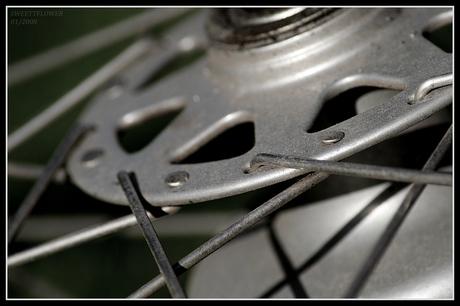 Onderdeel fiets