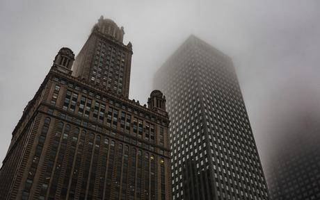 Moody Skyscrapers