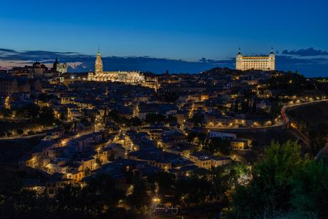 Toledo by Night