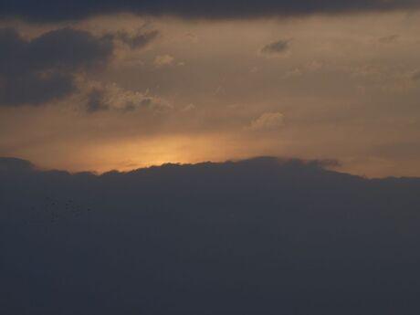 het weer van morgen