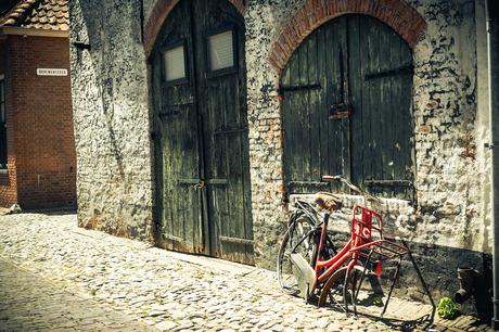 The Abandoned bike