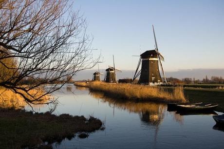 Oudhollandsch landschap